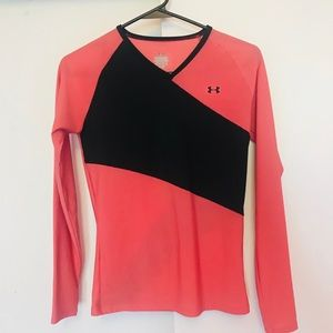 Under armour tight shirt